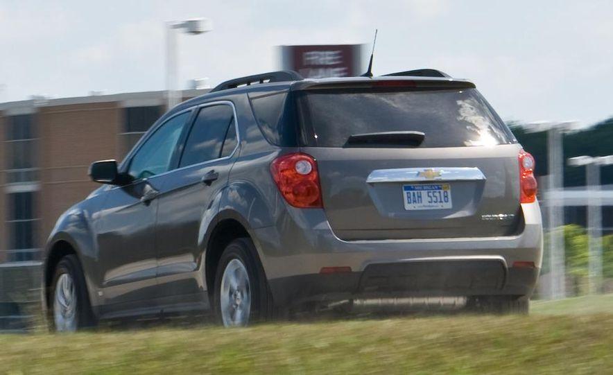 2010 Chevrolet Equinox LT - Slide 85