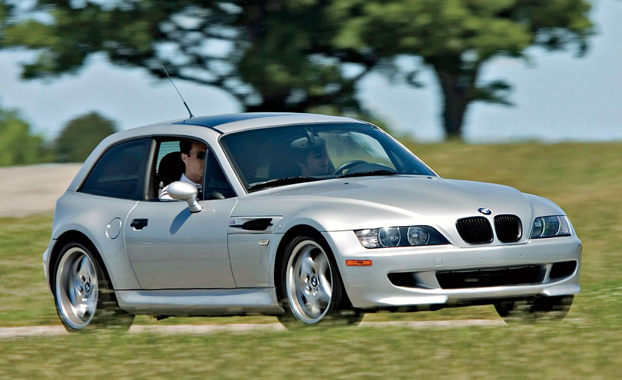 1999 - 2000 BMW M Coupe