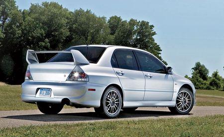 2003 - 2005 Mitsubishi Lancer Evolution VIII