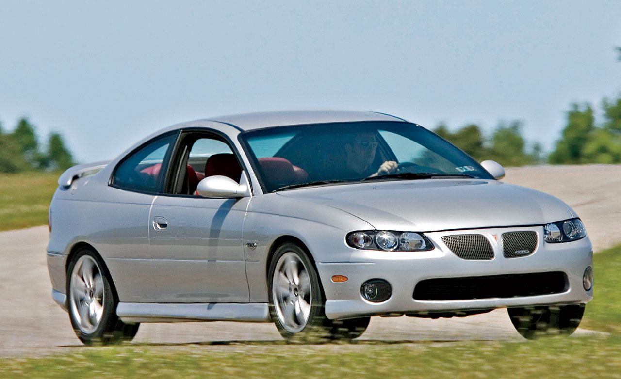 2004 - 2006 Pontiac GTO
