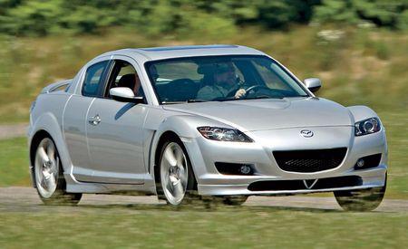 2004 - 2008 Mazda RX-8