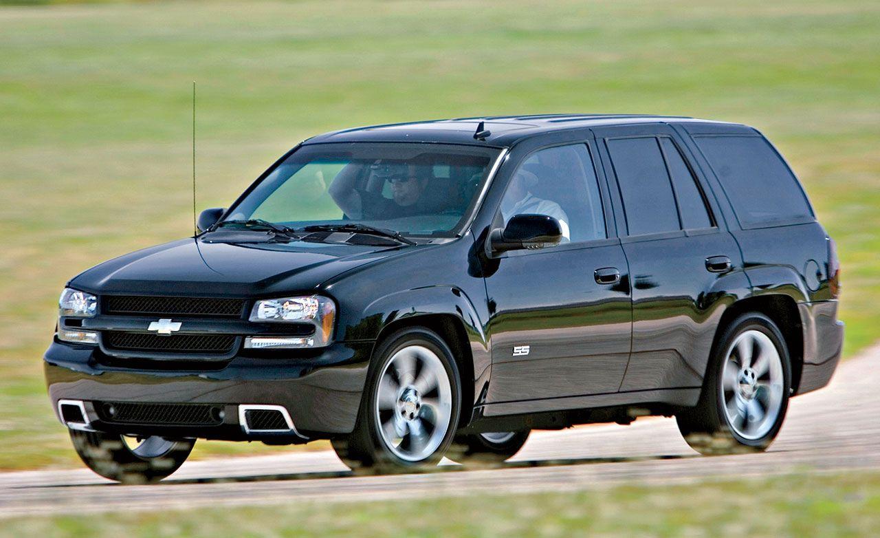 2006 - 2008 Chevrolet Trailblazer SS