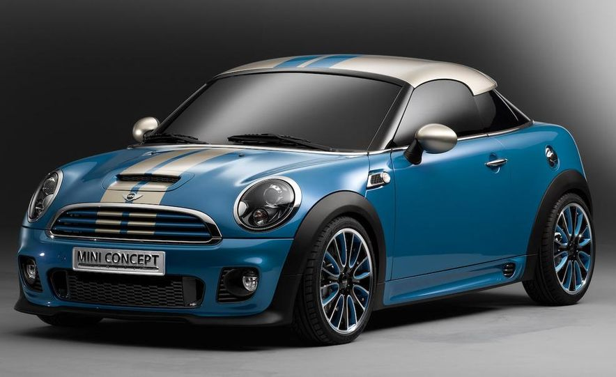 Mini Coupe Concept - Slide 40