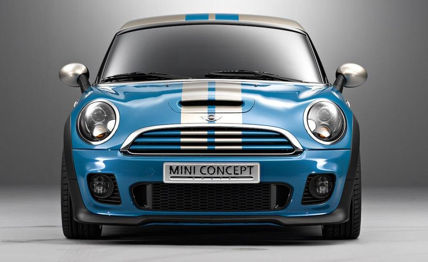 Mini Coupe Concept - Slide 41