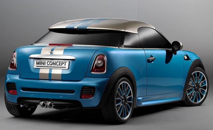 Mini Coupe Concept - Slide 42