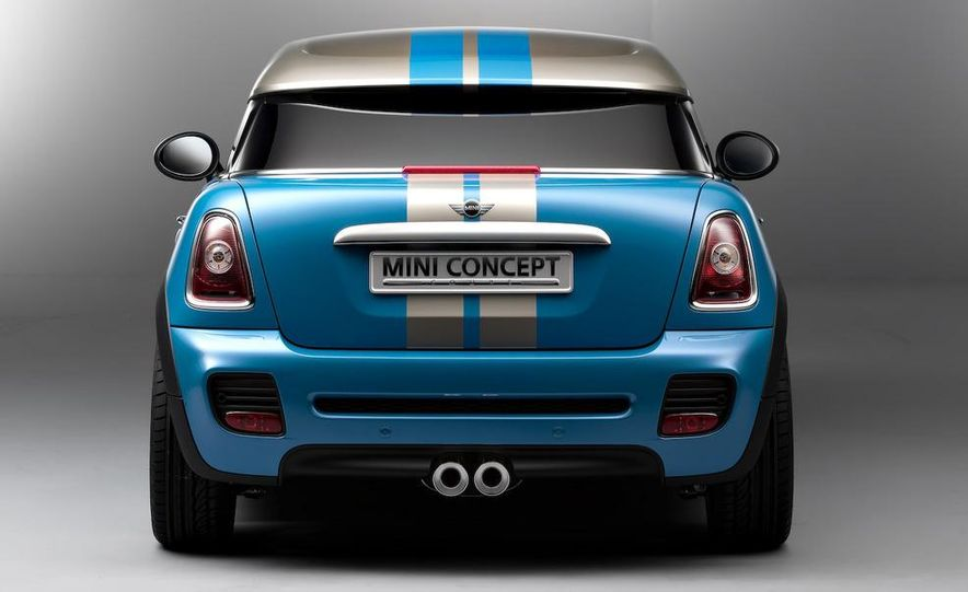 Mini Coupe Concept - Slide 43