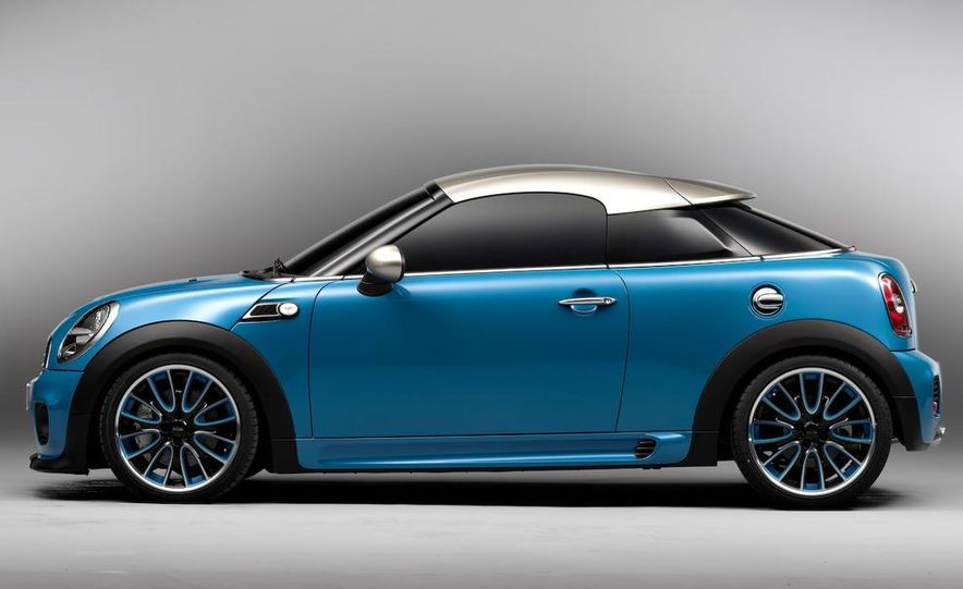Mini Coupe Concept - Slide 44