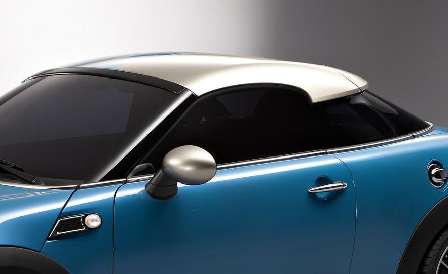 Mini Coupe Concept - Slide 46