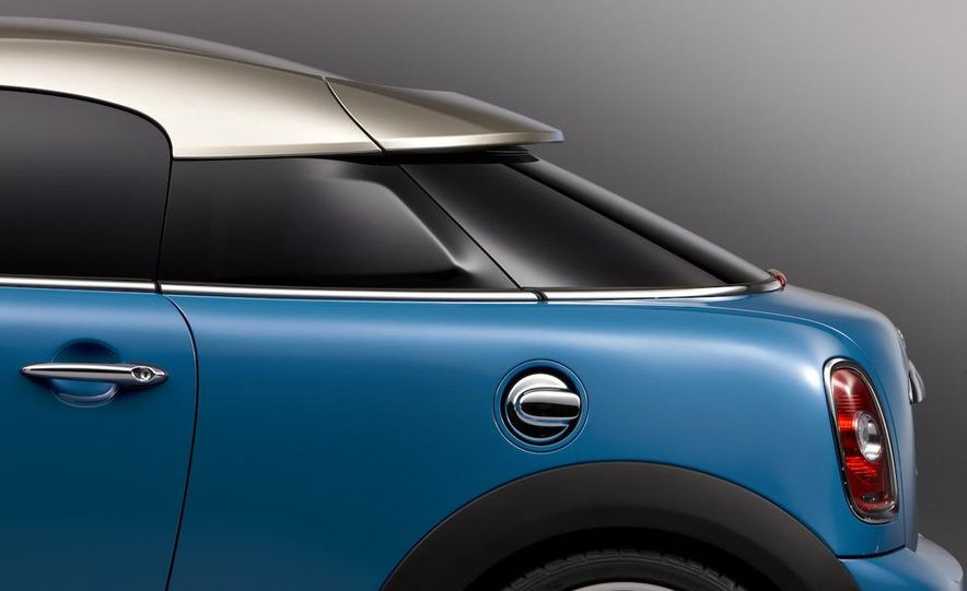 Mini Coupe Concept - Slide 48