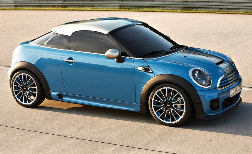 Mini Coupe Concept - Slide 38