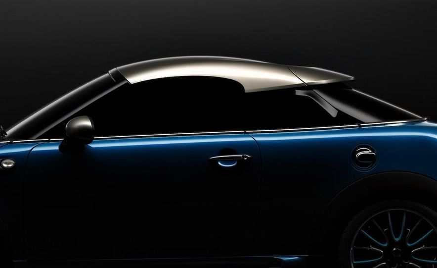 Mini Coupe Concept - Slide 45