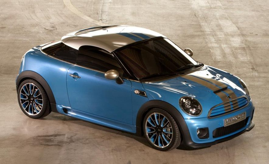 Mini Coupe Concept - Slide 25