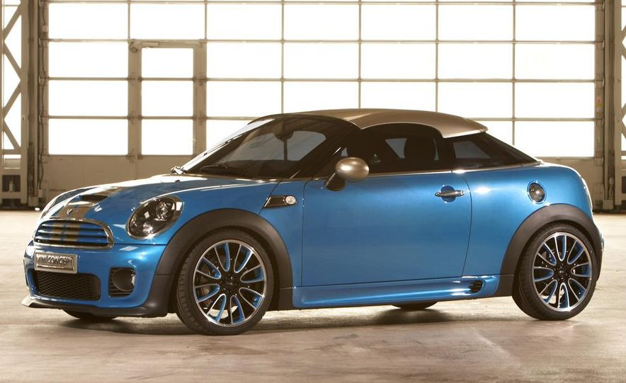 Mini Coupe Concept - Slide 24