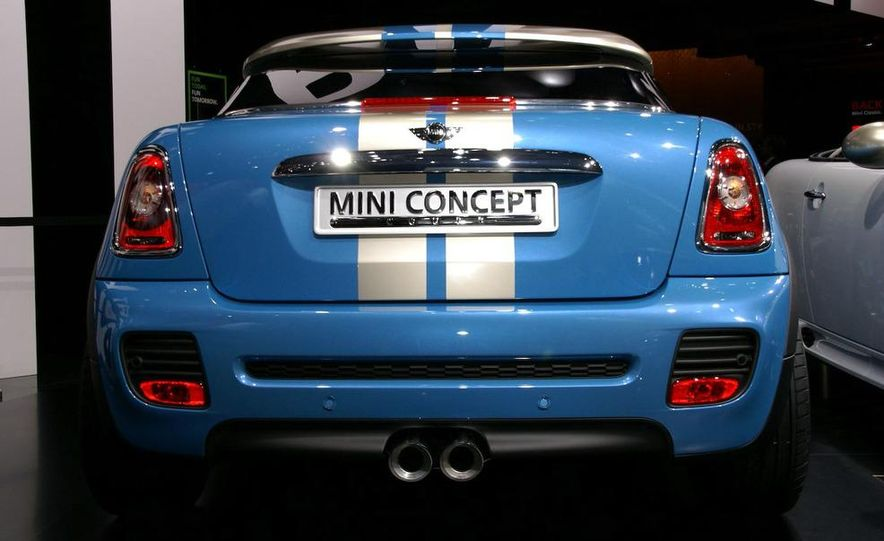 Mini Coupe Concept - Slide 5