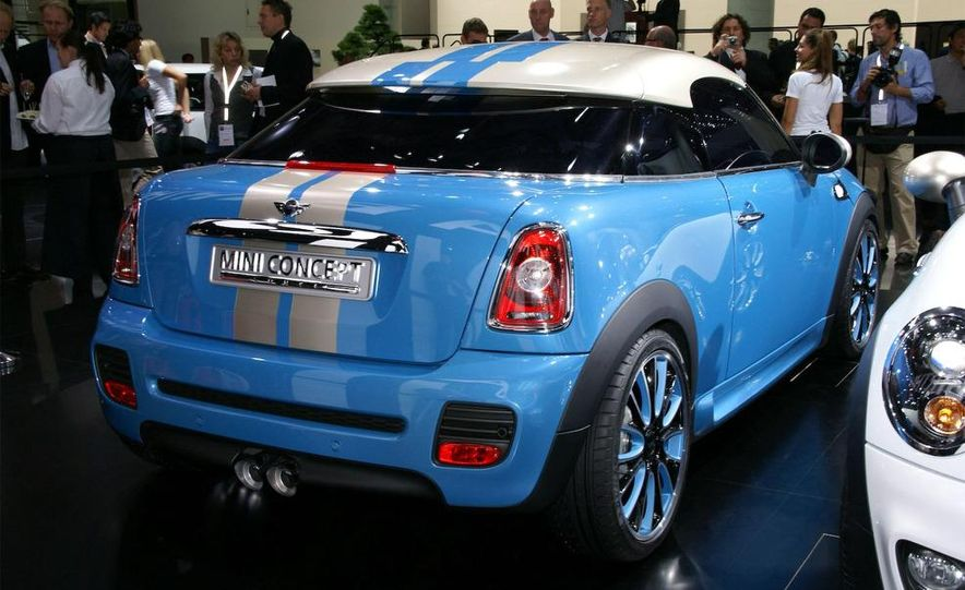 Mini Coupe Concept - Slide 8