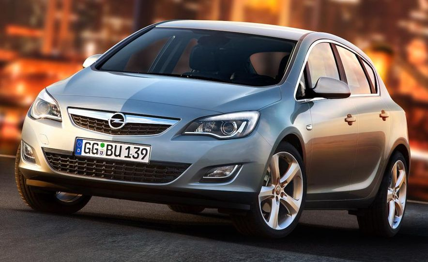 2010 Opel Astra Turbo - Slide 27