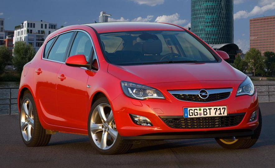2010 Opel Astra Turbo - Slide 23