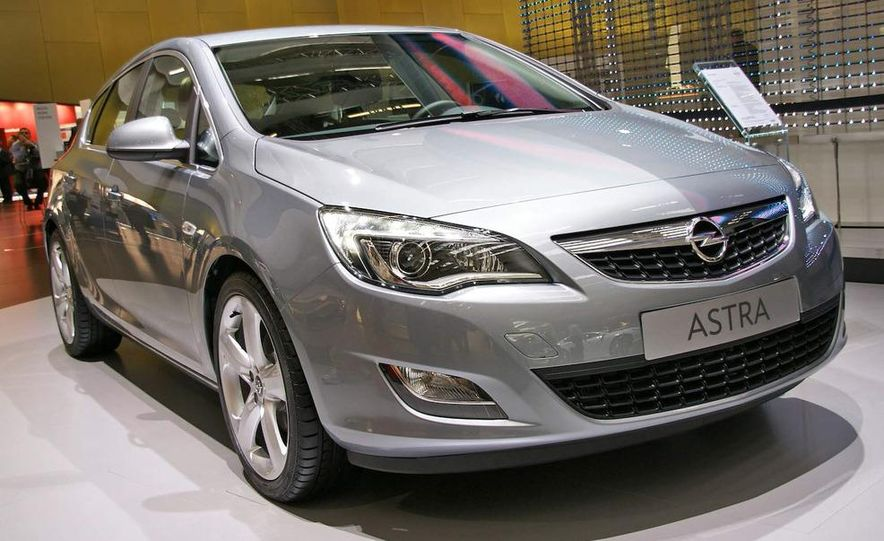 2010 Opel Astra Turbo - Slide 1