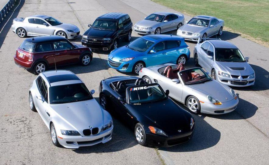 Best Cars for $20K - Slide 1