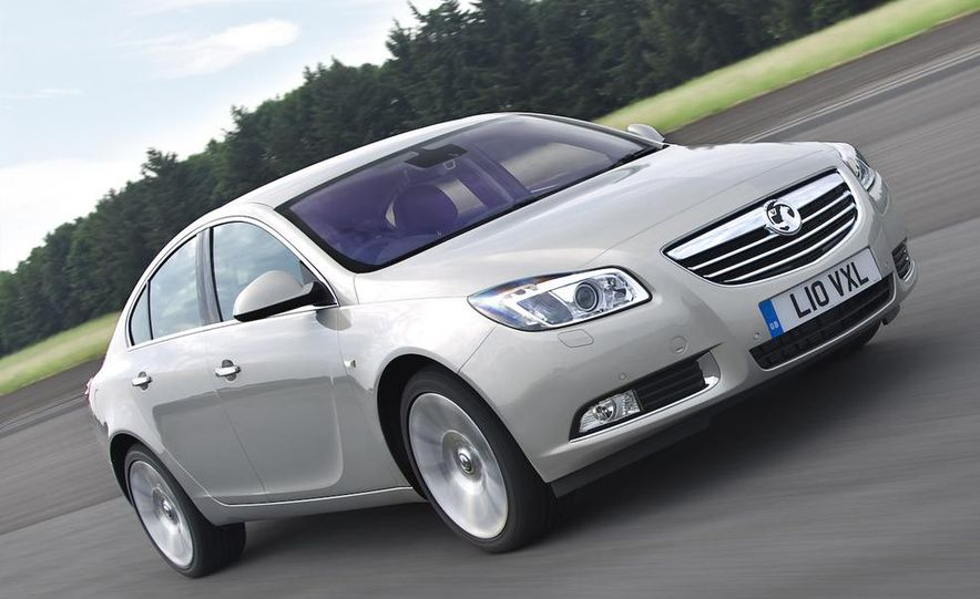 2009 Vauxhall Insignia Sports Tourer - Slide 8