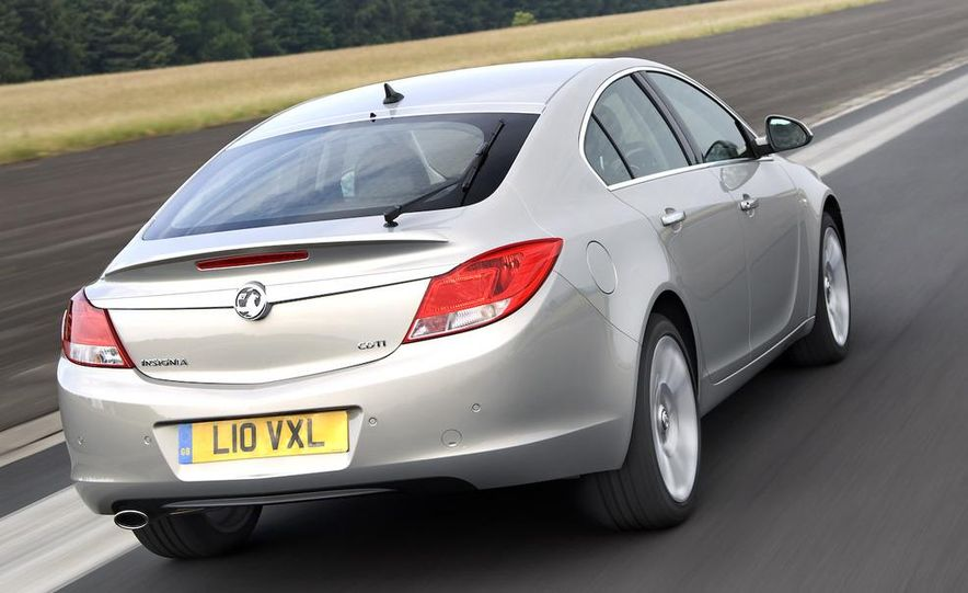 2009 Vauxhall Insignia Sports Tourer - Slide 9
