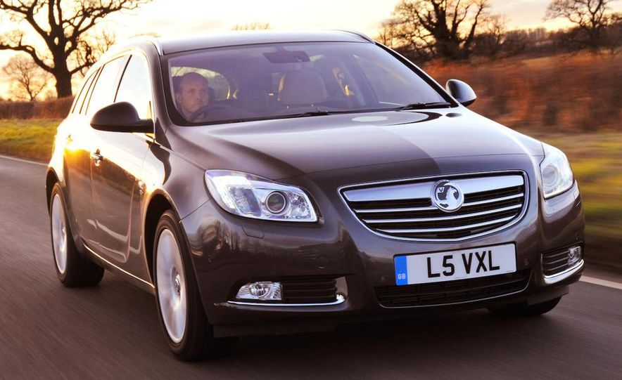 2009 Vauxhall Insignia Sports Tourer - Slide 16