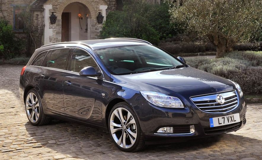 2009 Vauxhall Insignia Sports Tourer - Slide 3