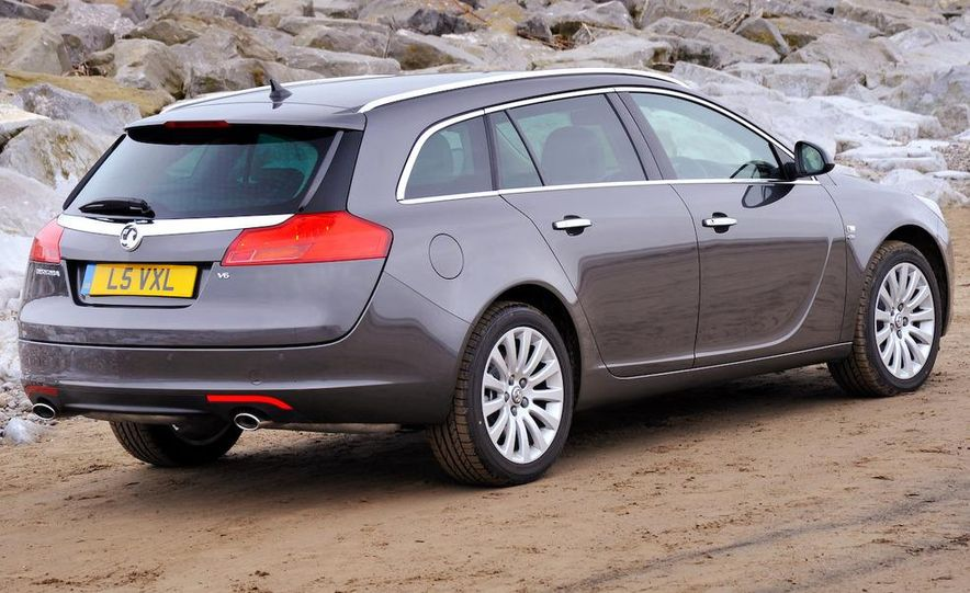 2009 Vauxhall Insignia Sports Tourer - Slide 7