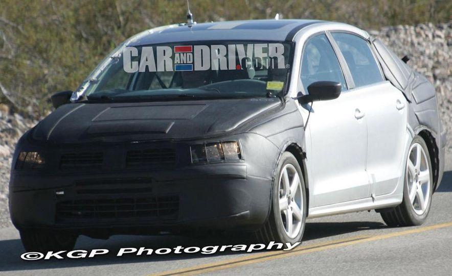 2011 Volkswagen Jetta (spy photo) - Slide 3