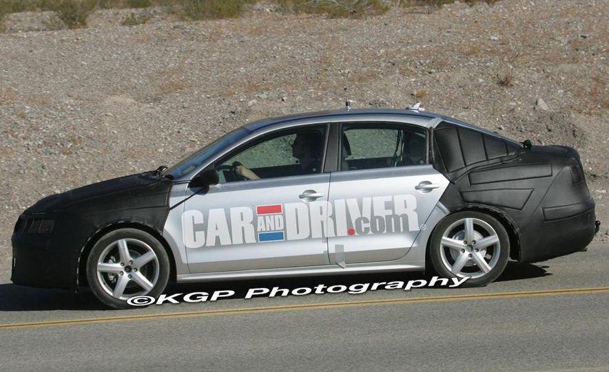 2011 Volkswagen Jetta (spy photo) - Slide 5