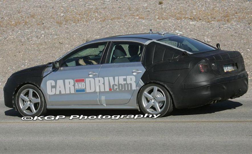 2011 Volkswagen Jetta (spy photo) - Slide 6