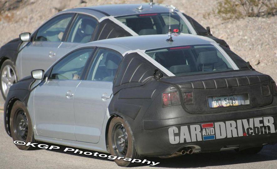 2011 Volkswagen Jetta (spy photo) - Slide 7