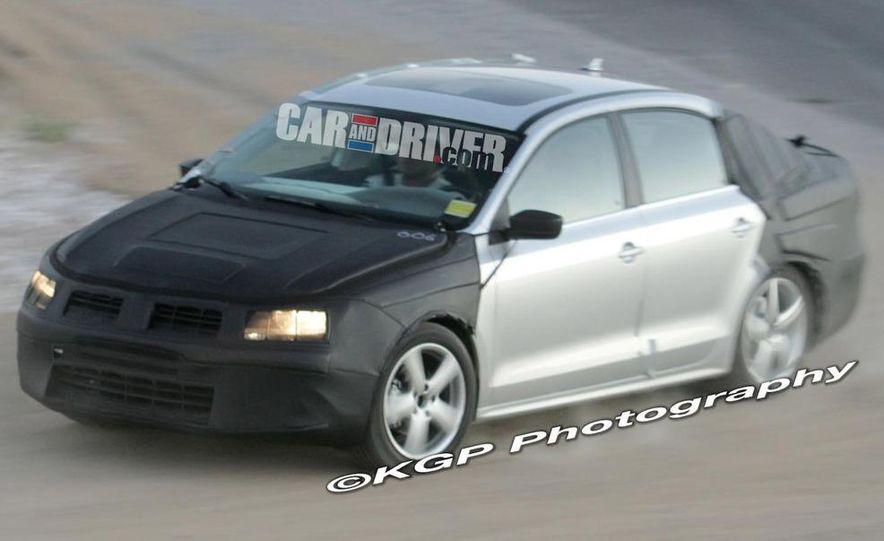 2011 Volkswagen Jetta (spy photo) - Slide 10