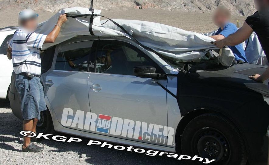 2011 Volkswagen Jetta (spy photo) - Slide 15