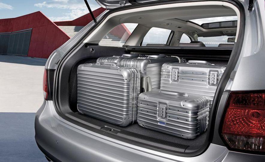 2009 / 2010 Volkswagen Golf VI 2.0 TDI Diesel (European spec) - Slide 19