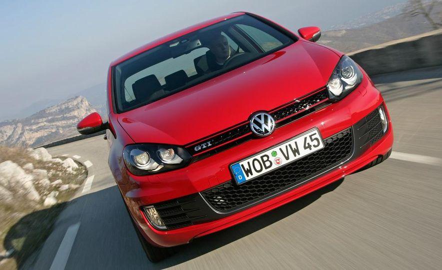 2009 / 2010 Volkswagen Golf VI 2.0 TDI Diesel (European spec) - Slide 32