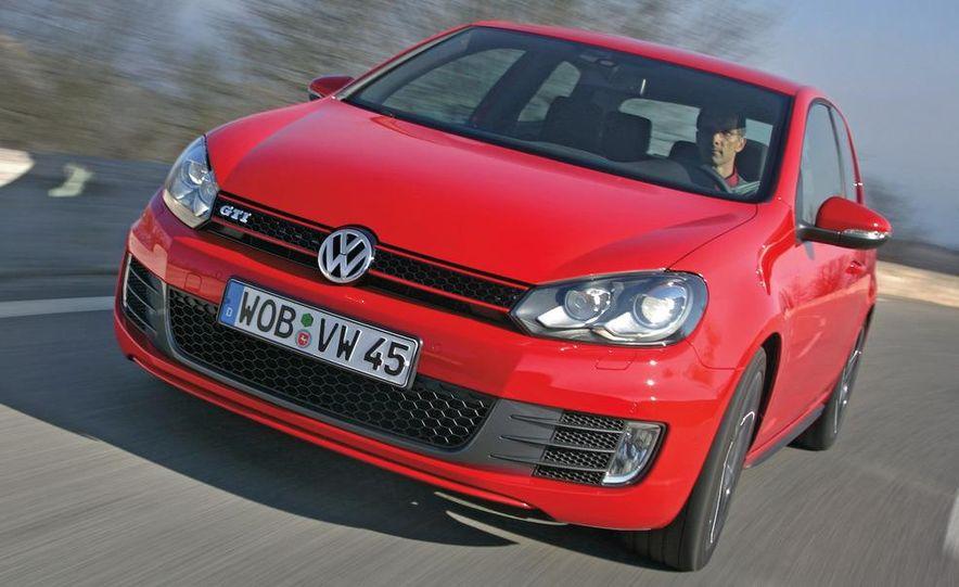 2009 / 2010 Volkswagen Golf VI 2.0 TDI Diesel (European spec) - Slide 34