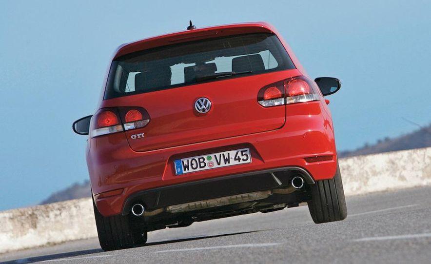 2009 / 2010 Volkswagen Golf VI 2.0 TDI Diesel (European spec) - Slide 35