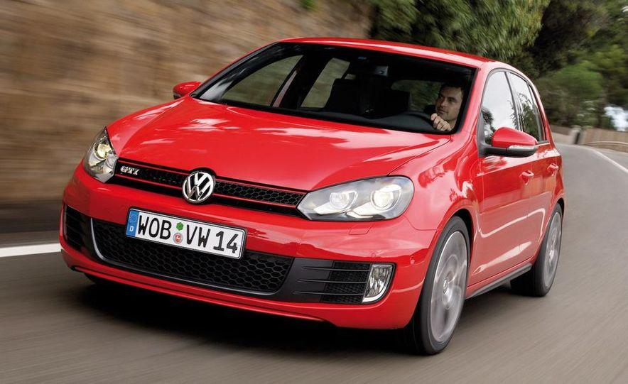 2009 / 2010 Volkswagen Golf VI 2.0 TDI Diesel (European spec) - Slide 37