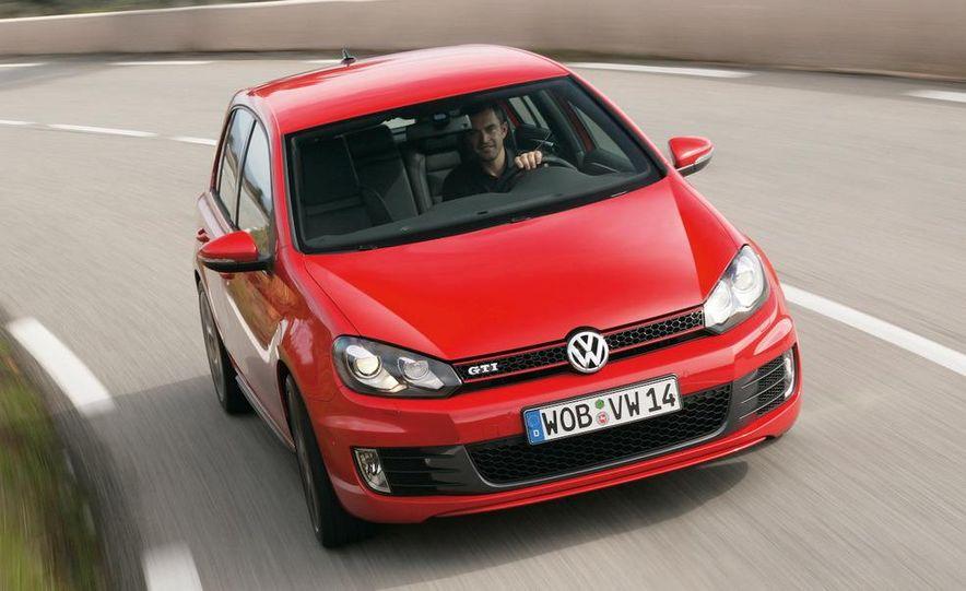 2009 / 2010 Volkswagen Golf VI 2.0 TDI Diesel (European spec) - Slide 40