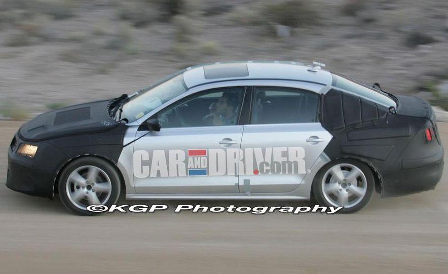 2009 / 2010 Volkswagen Golf VI 2.0 TDI Diesel (European spec) - Slide 26