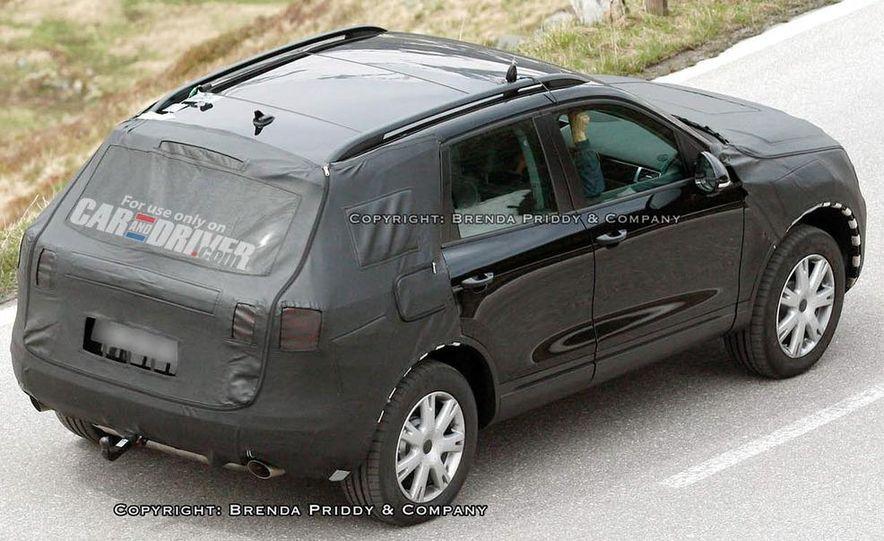 2009 / 2010 Volkswagen Golf VI 2.0 TDI Diesel (European spec) - Slide 53