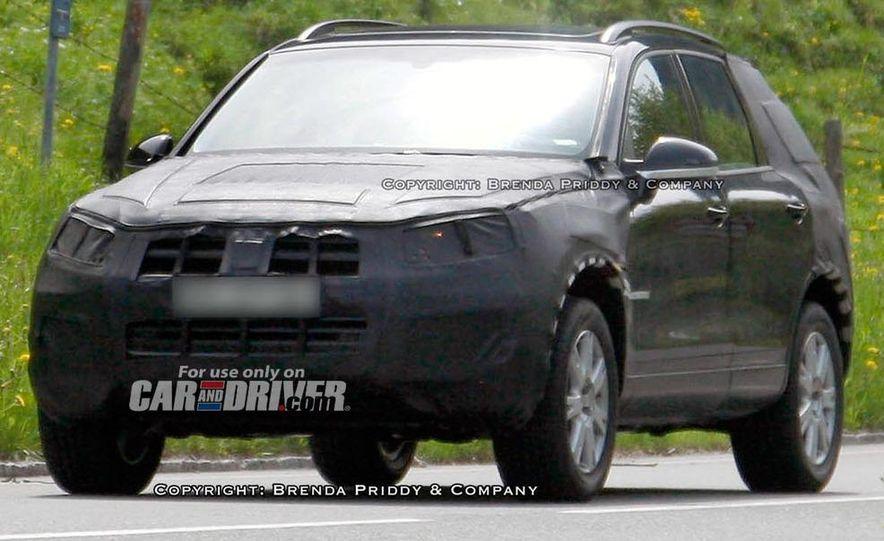 2009 / 2010 Volkswagen Golf VI 2.0 TDI Diesel (European spec) - Slide 54