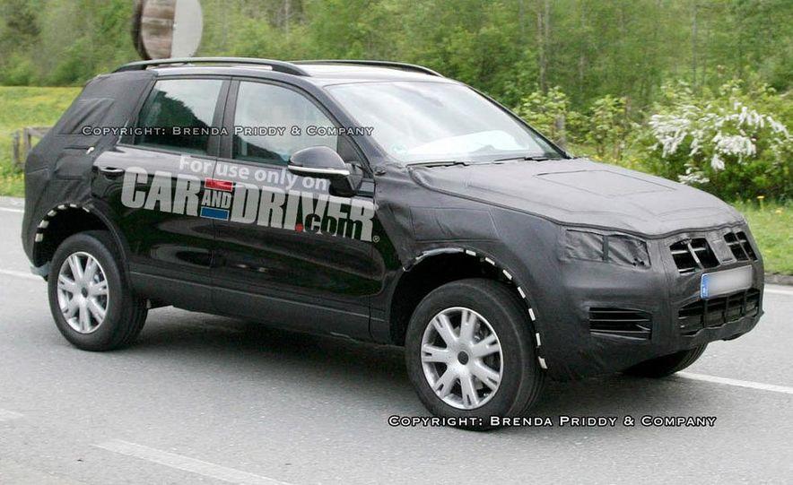 2009 / 2010 Volkswagen Golf VI 2.0 TDI Diesel (European spec) - Slide 55
