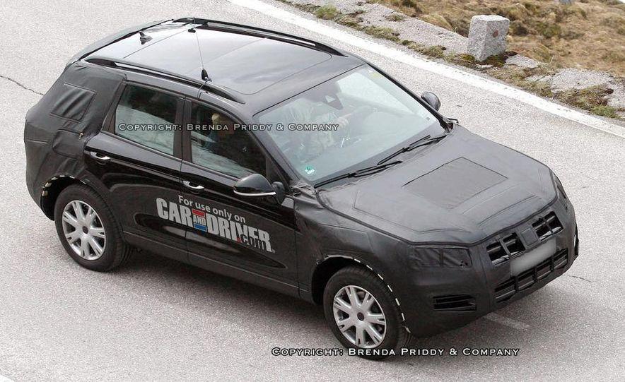 2009 / 2010 Volkswagen Golf VI 2.0 TDI Diesel (European spec) - Slide 60