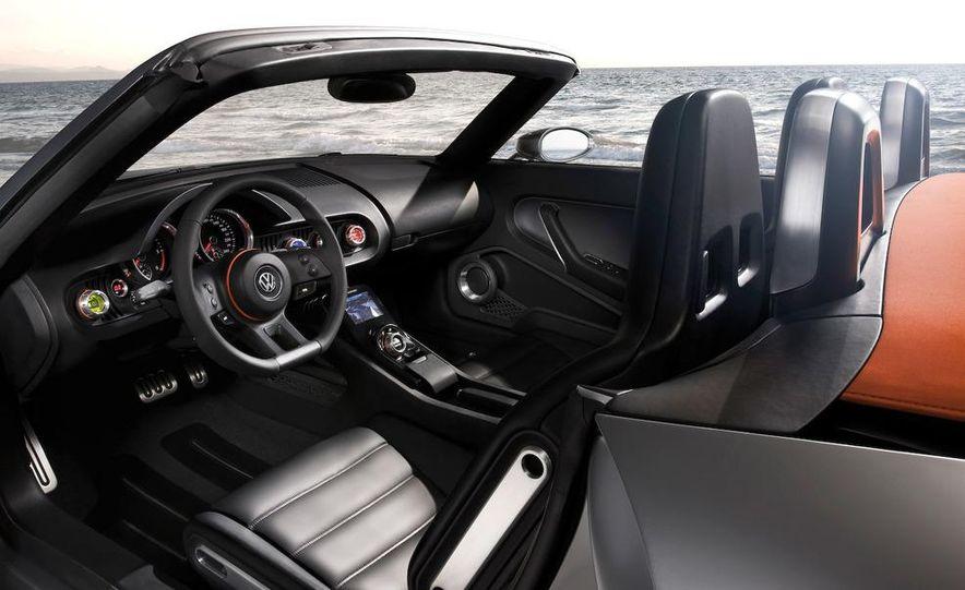 2009 / 2010 Volkswagen Golf VI 2.0 TDI Diesel (European spec) - Slide 48