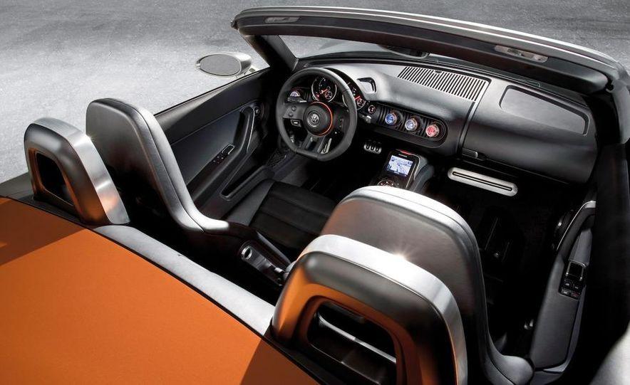 2009 / 2010 Volkswagen Golf VI 2.0 TDI Diesel (European spec) - Slide 49