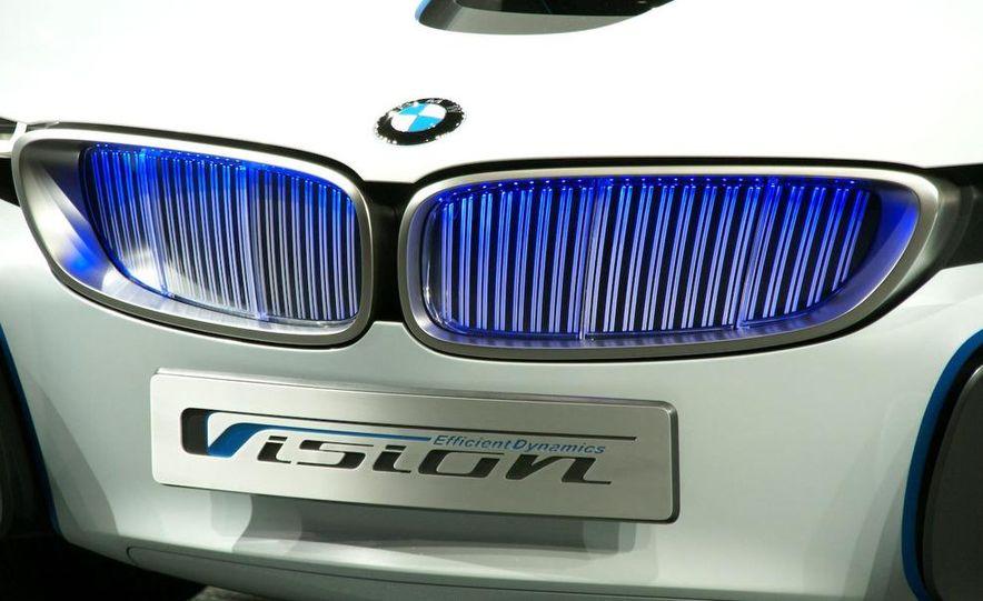BMW Vision EfficientDynamics Concept - Slide 25
