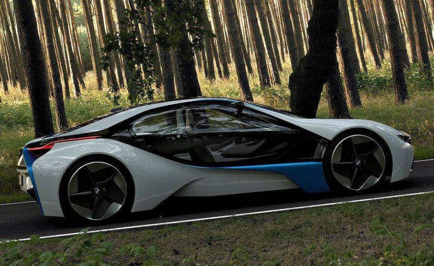 BMW Vision EfficientDynamics Concept - Slide 31