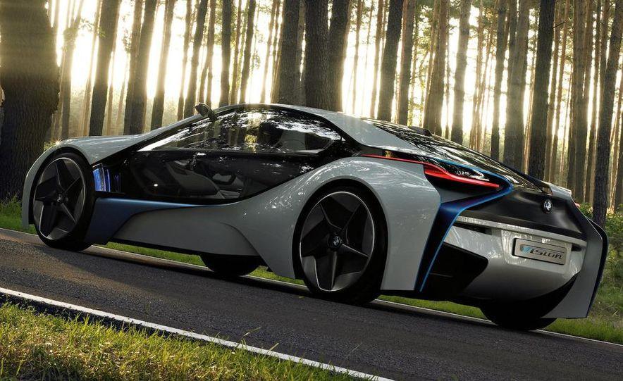 BMW Vision EfficientDynamics Concept - Slide 32